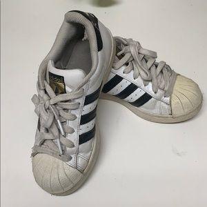 Kids old school adidas